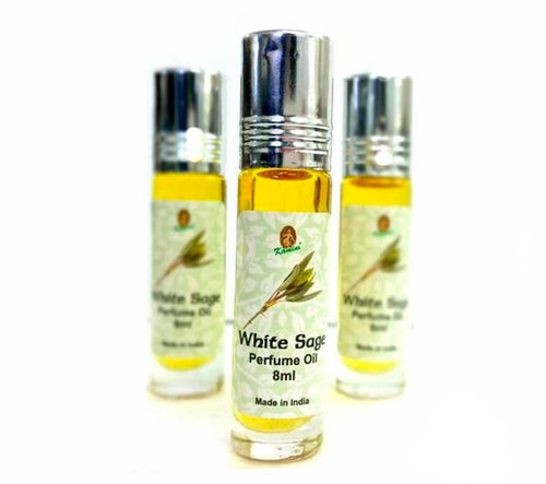 Kamini White Sage Perfume Oil -8ml