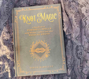 Knot Magic by Sarah Bartlett ~ In Stock
