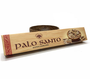 Green Tree Palo Santo Incense Sticks