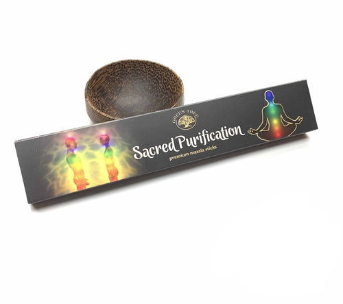 Sacred Purification Incense Sticks