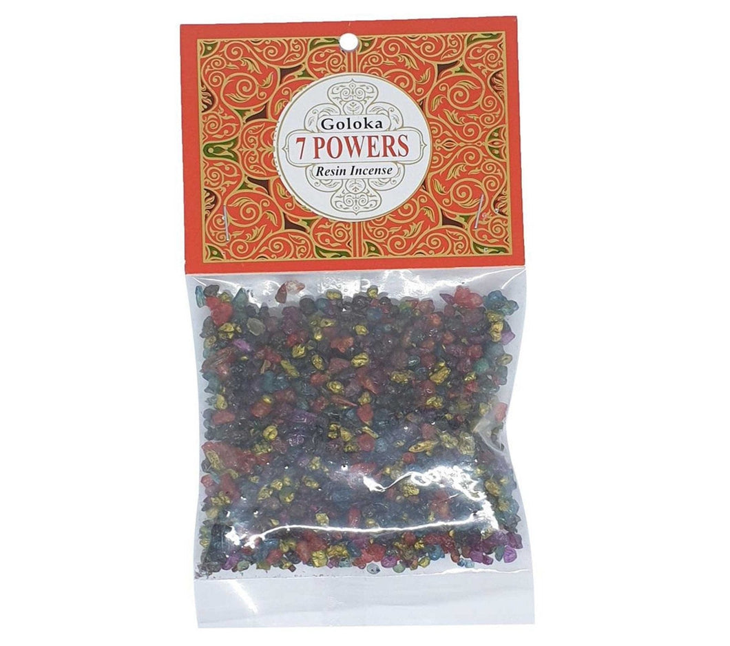 Goloka Seven Powers Resin 30g
