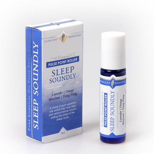 Sleep Soundly Essential Oil Pulse Point Roller
