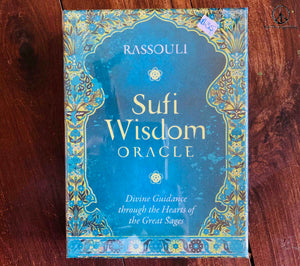 Sufi Wisdom Oracle by Rassouli