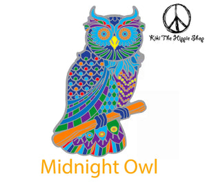 Suncatcher Midnight Owl