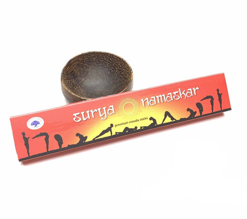 Surya Namaskar Incense Sticks