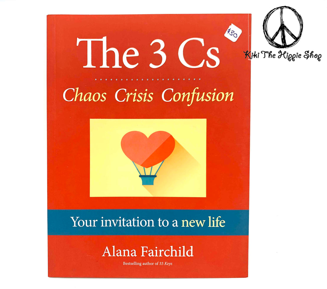 The Three C's: Chaos, Crisis, Confusion ~ In Stock Ready to Post