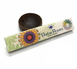 Tibetan Flowers Incense Sticks