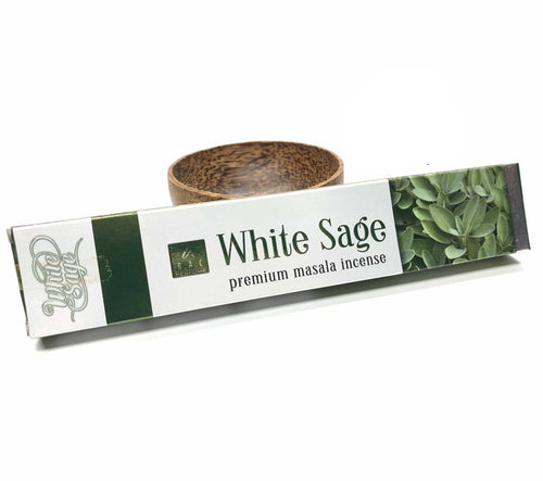 Premium White Sage Incense