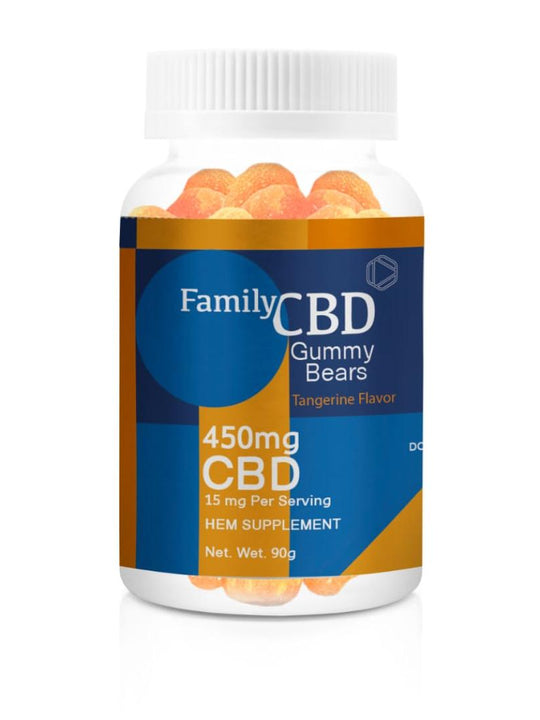 Gummy Bears CBD