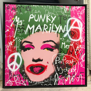 Marilyn Green - Pop Art is Dead ( min USD 3600)