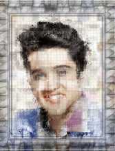 Load image into Gallery viewer, Elvis, Refraction #4 ( Min Bid USD 6400 ) Auction (check Ouiii app)