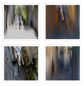 Quadriptych Italian Summer customizable size & print . Auction (Ouiii app)