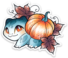 Load image into Gallery viewer, A Batch of Bulbas Sticker Pack