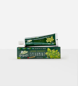 Spearmint Natural Toothpaste