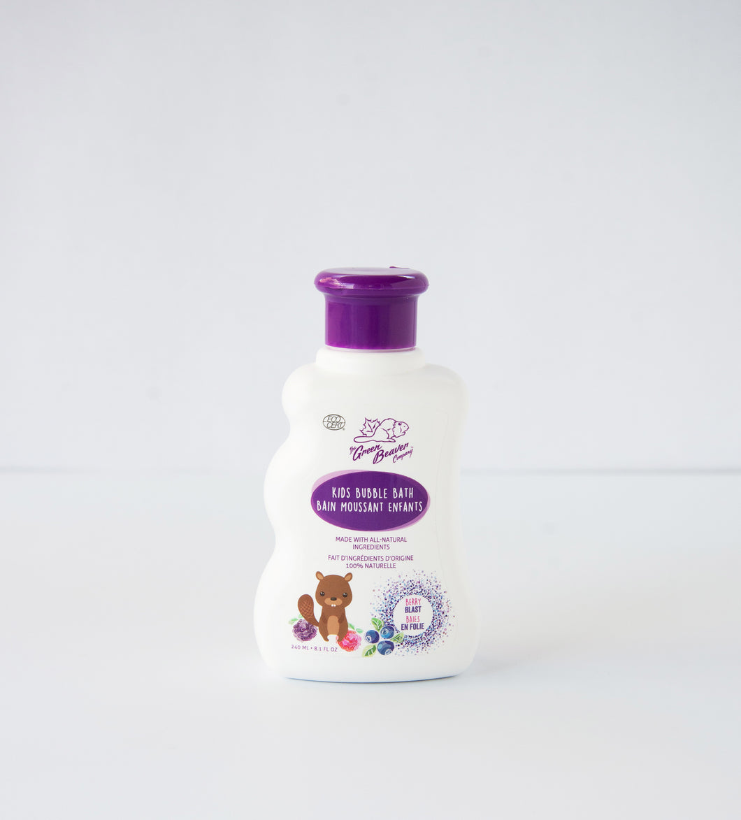 Boreal Berries Kids Natural Bubble Bath