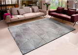 Diamond Kaleidoscope Rug