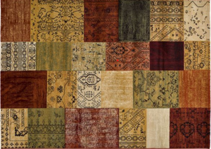 Patchwork Traditional Rug