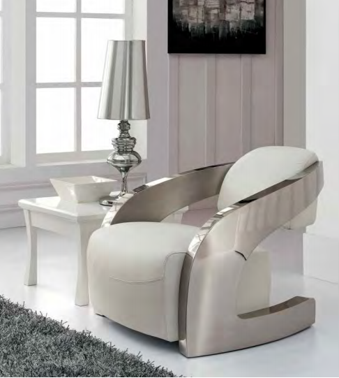 Ami - Luxury Leather Armchair