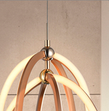 ARENA - 4 Ring Pendant Light