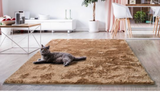 CRUSH DEEP PILE RUG IN 7 COLOURS & 4 SIZES