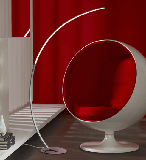 CURVE - Floor Lamp