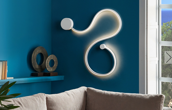 GRAFO - (White) Wall Light Collection