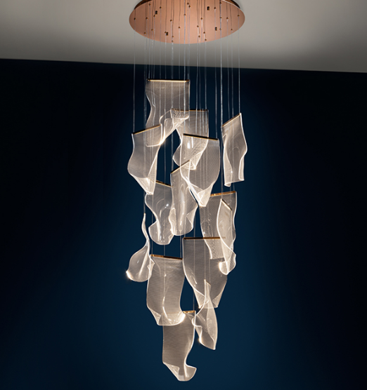 SAIL CASCADE - XL Lighting Centre Piece
