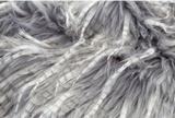 Luxury Faux Fur Throw - Shaggy