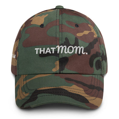-THAT- MOM Camo Hat