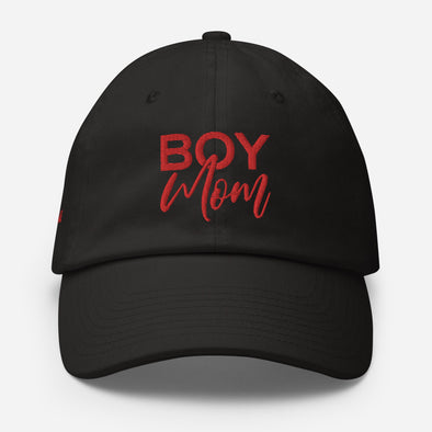 My Protector Red Dad Cap Red