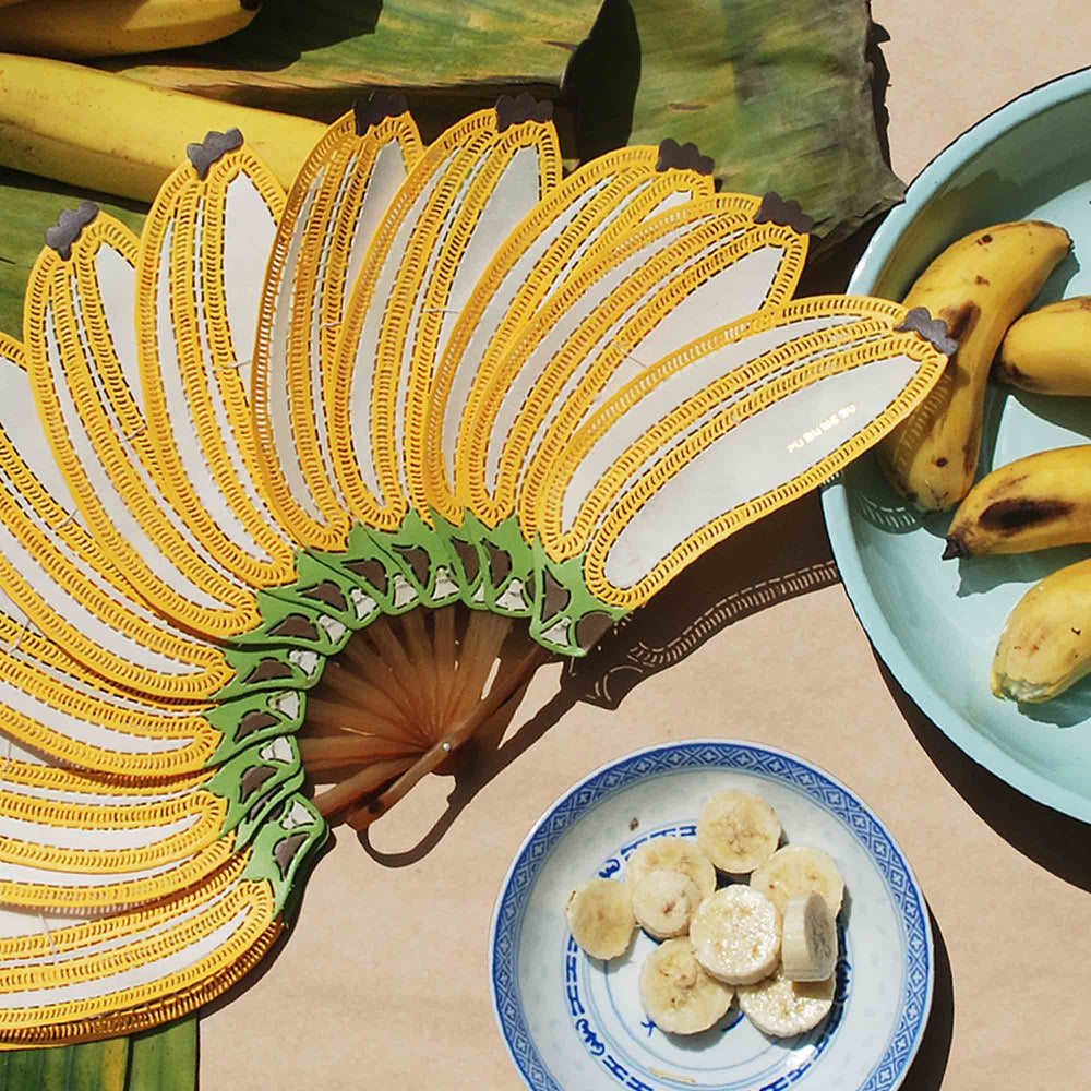 Pubumesu Banana Fan