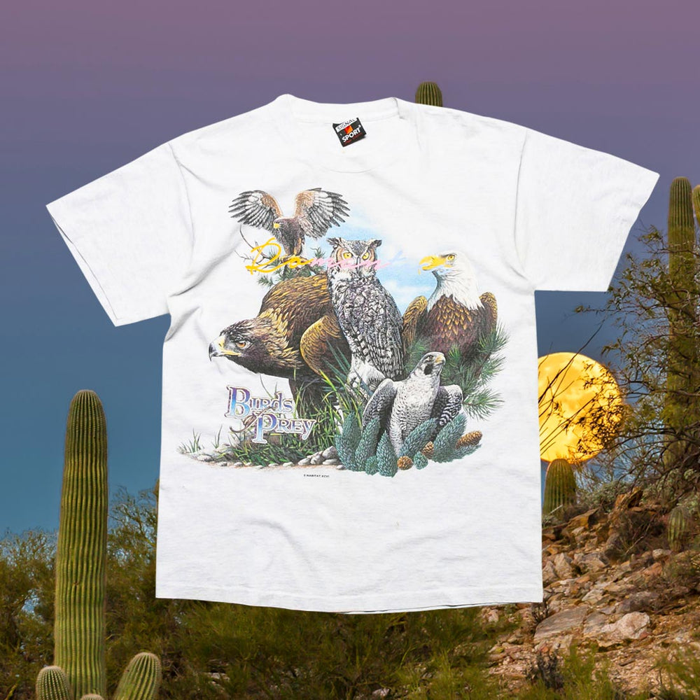 Nostalgia Ultra Birds of Prey Tee