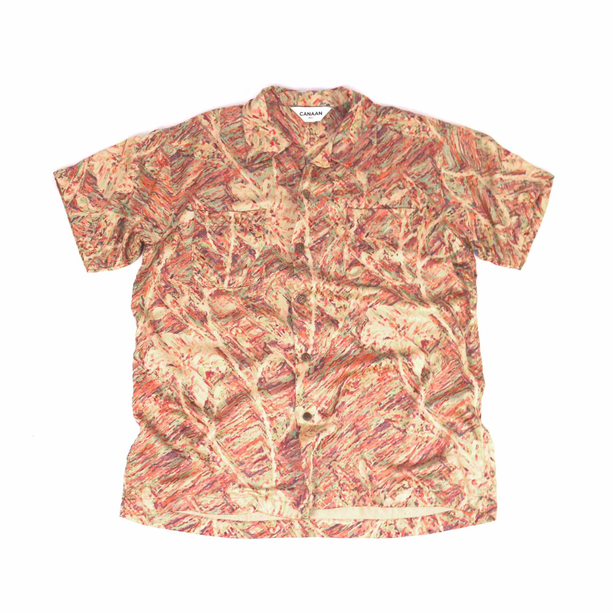 Bali Brush Shirt