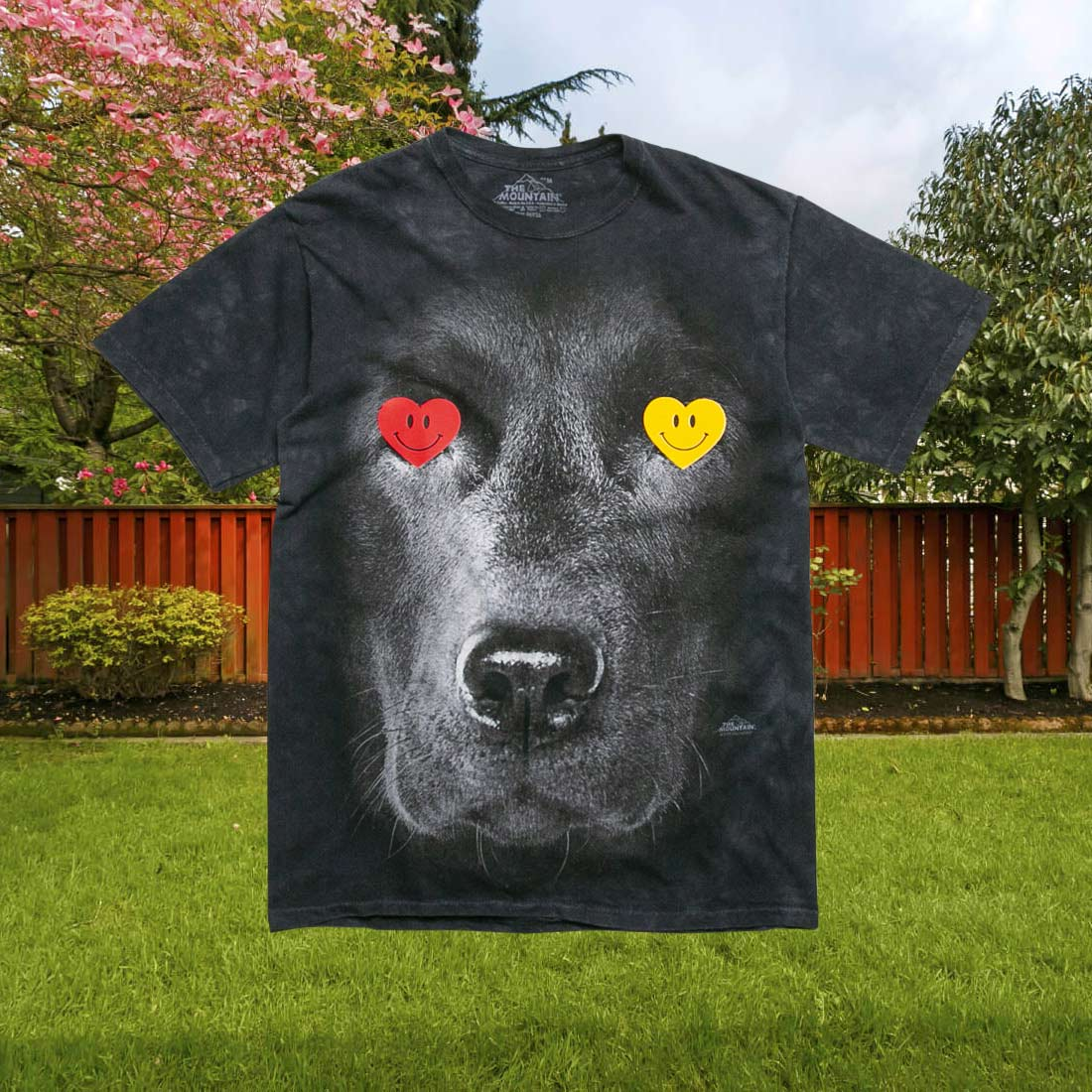 Nostalgia Ultra Dog Face Tee