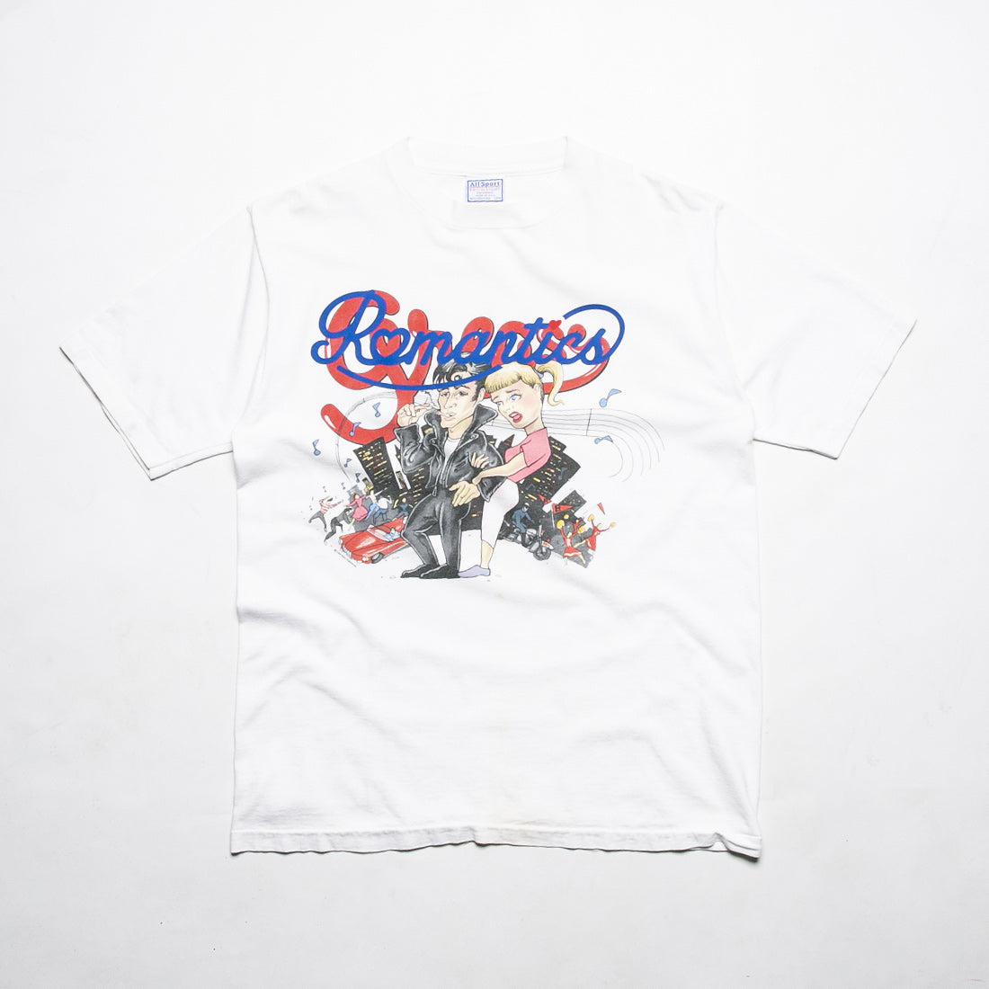Nostalgia Ultra Grease Tee
