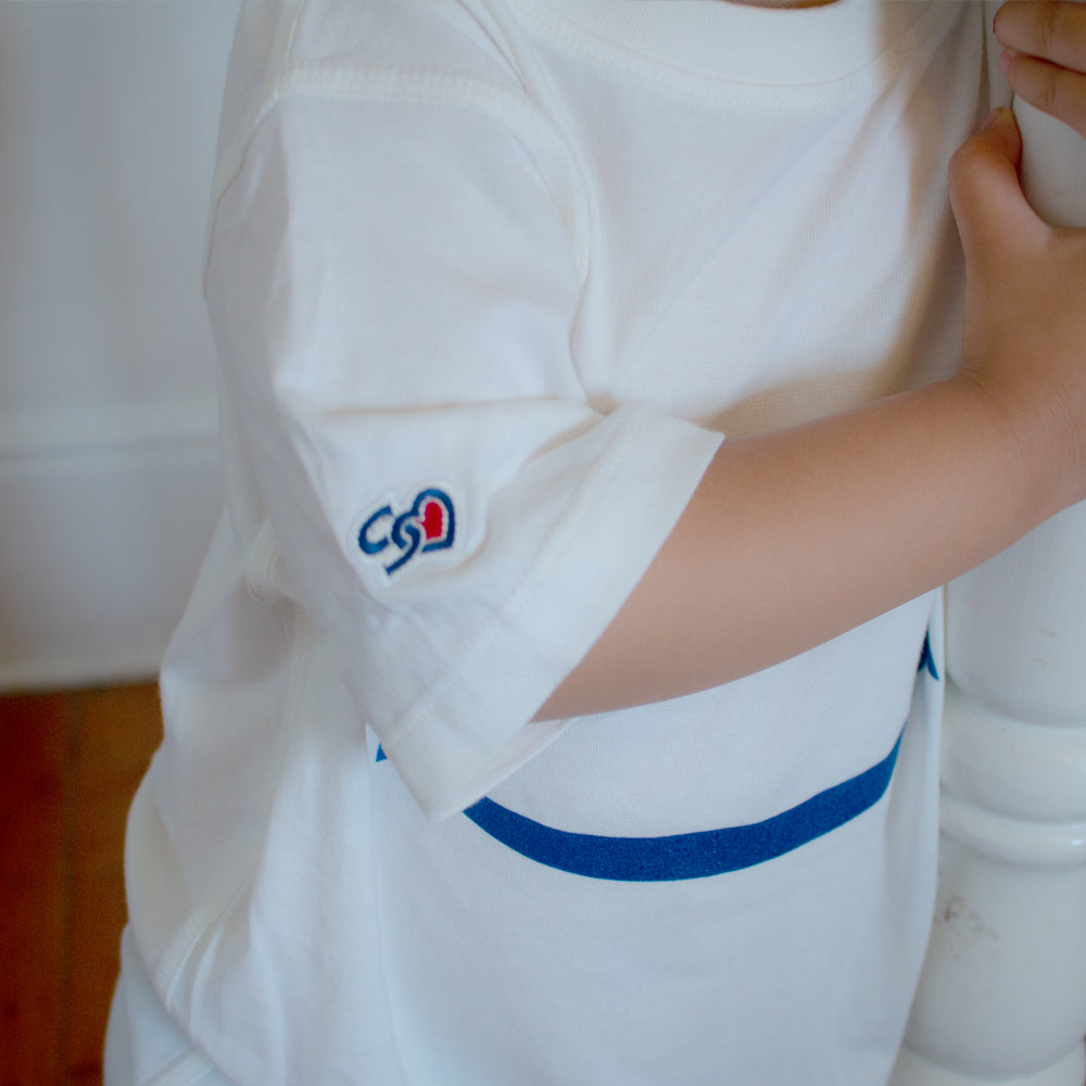Kids Hassal Tee Cream