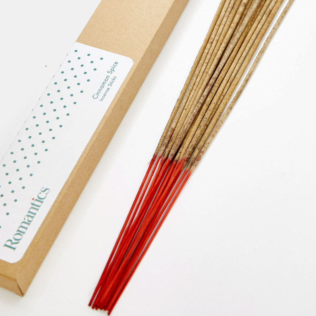 Romantics x Incu Cinnamon Spice Incense Sticks