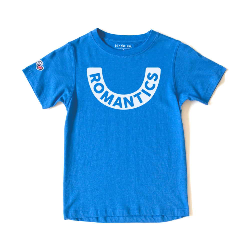 Kids Redfern Tee Blue