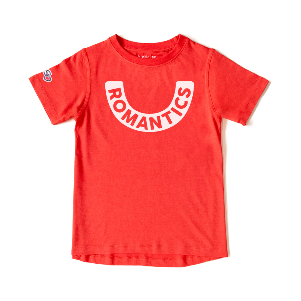 Kids Redfern Tee Red