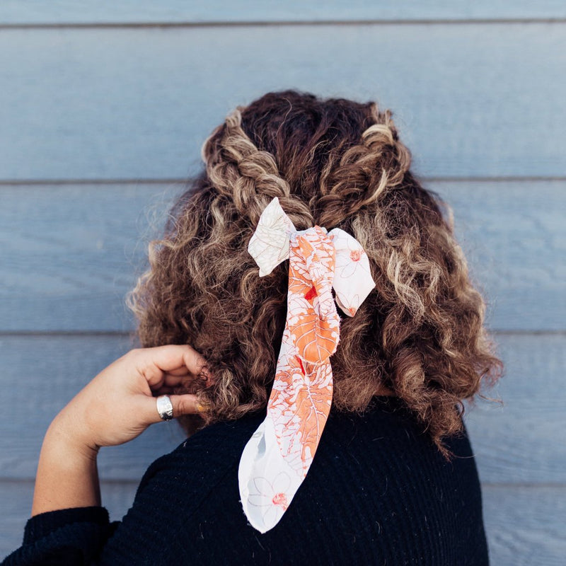 Hair Scarf - Blush