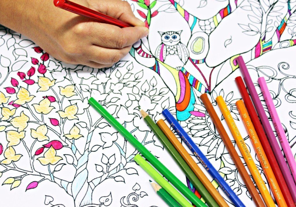 7 Benefits of Coloring For Adults and Why You Should Join The Adult Coloring Craze