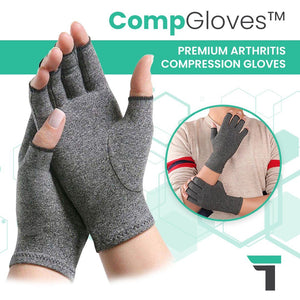 CompGloves™ Premium Arthritis Compression Gloves