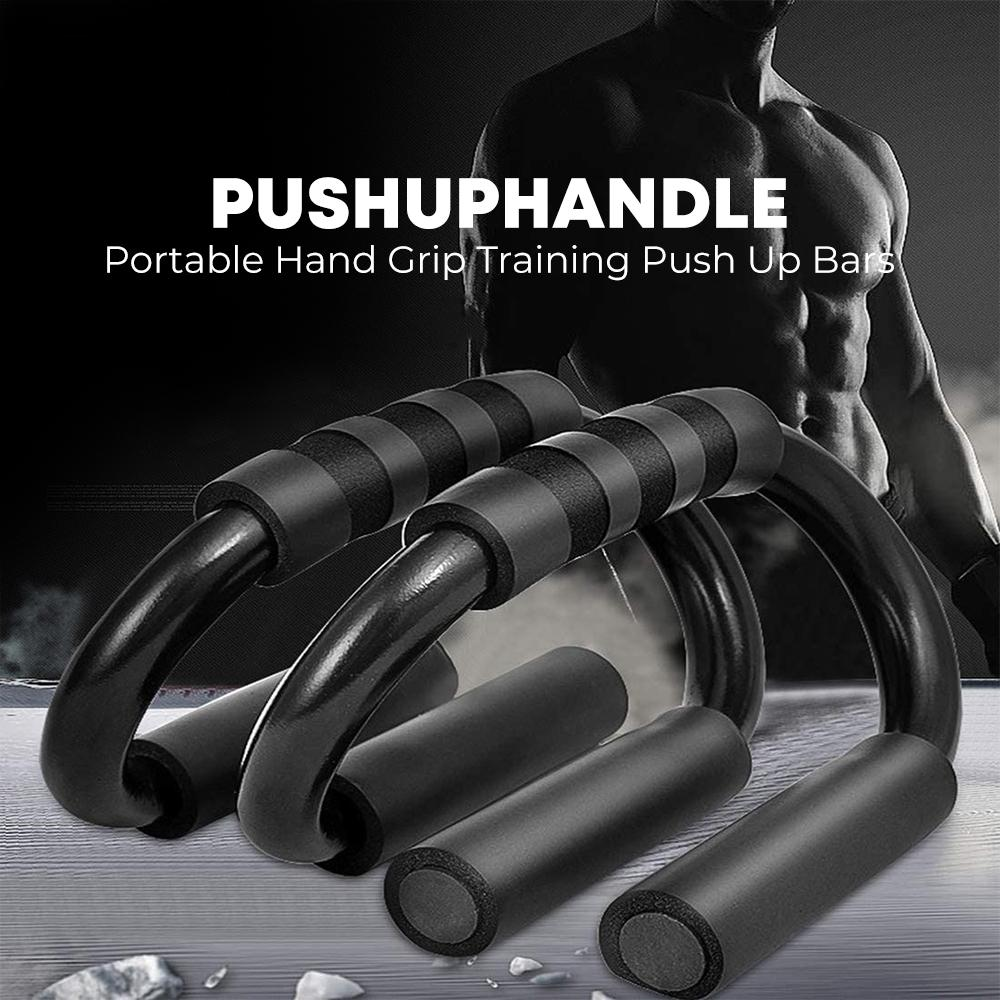 PushUpHandleBars™ Push Up Bars Stands Equipment Parallettes