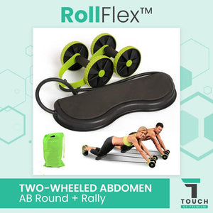 RollFlex™ Power Roll Ab Trainer