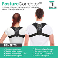 PostureCorrector™ Posture Corrector Back Body Wellness Brace For Men & Women