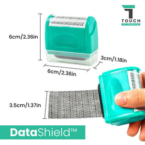 DataShield™ Roller Protection Stamp