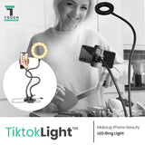 TiktokLight™ Makeup Phone Beauty LED Ring Light