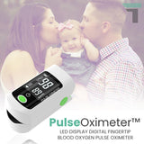 PulseOximeter™ LED Display Digital Fingertip Blood Oxygen Pulse Oximeter