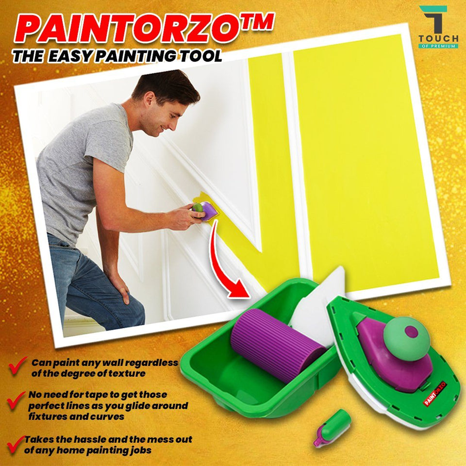 Paintorzo™ The Best Paint Edger Tool
