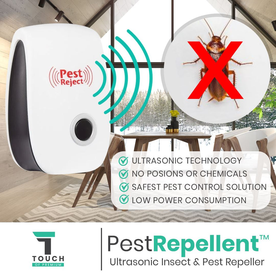 PestRepellent™ Ultrasonic Pest & Insect Repeller